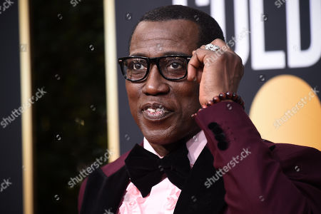 Stock Picture of Wesley Snipes