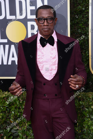 Stock Image of Wesley Snipes