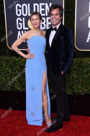 Renee Zellweger and Rupert Goold