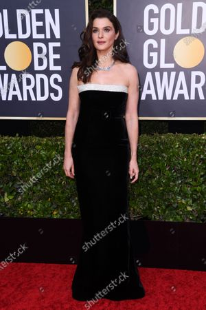 Editorial image of 77th Annual Golden Globe Awards, Arrivals, Los Angeles, USA - 05 Jan 2020