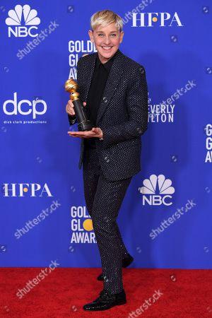 Ellen DeGeneres - Carol Burnett Award