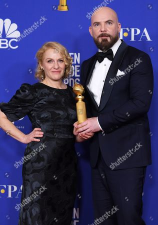 Arianne Sutner and Chris Butler - Best Motion Picture, Animated - Missing Link