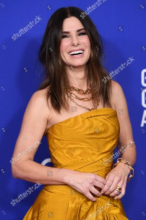 Stock Image of Sandra Bullock