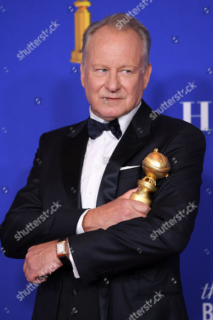 Stellan Skarsgard - Best Performance by an Actor in a Supporting Role in a Series, Limited Series or Motion Picture Made for Television - Chernobyl