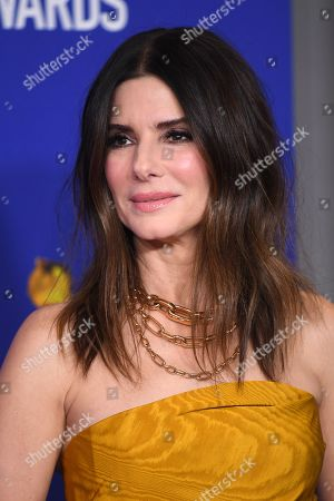 Stock Picture of Sandra Bullock