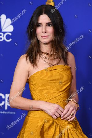 Editorial picture of 77th Annual Golden Globe Awards, Press Room, Los Angeles, USA - 05 Jan 2020