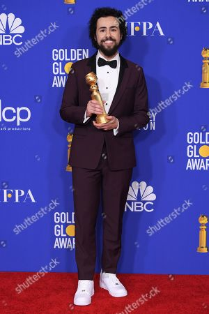 Stock Picture of Ramy Youssef - Best Performance by an Actor in a Television Series, Musical or Comedy - Ramy