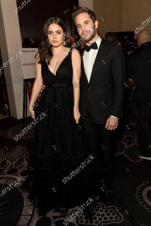 Molly Gordon and Ben Platt