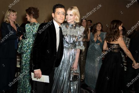 Editorial photo of 77th Annual Golden Globe Awards, Cocktails, Los Angeles, USA - 05 Jan 2020