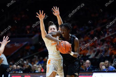 Editorial image of NCAA Basketball Missouri vs Tennessee, Knoxville, USA - 02 Jan 2020