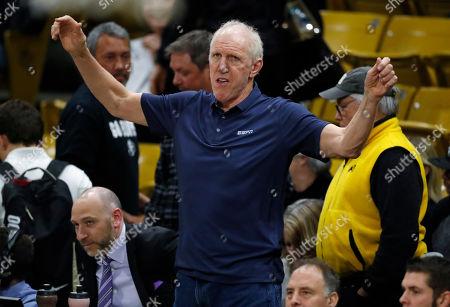 Editorial image of Oregon Colorado Basketball, Boulder, USA - 02 Jan 2020