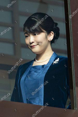 Stock Image of Princess Mako