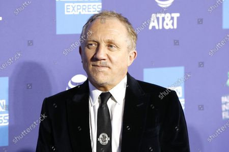 French businessman Francois-Henri Pinault arrives at the 31st Palm Springs International Film Festival in Palm Springs, California, USA, 02 January 2020. The Palm Springs International Film Festival awards actors in eleven categories.