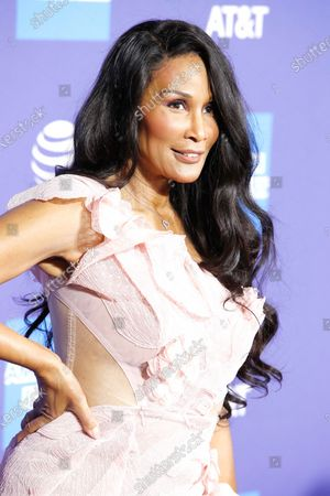 Beverly Johnson arrives for the 31st Palm Springs International Film Festival in Palm Springs, California, USA, 02 January 2020. The Palm Springs International Film Festival awards actors in eleven categories.