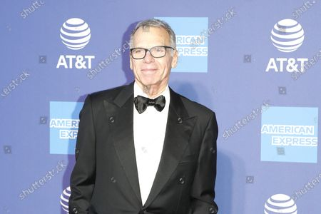 Stock Photo of David Permut arrives for the 31st Palm Springs International Film Festival in Palm Springs, California, USA, 02 January 2020. The Palm Springs International Film Festival awards actors in eleven categories.