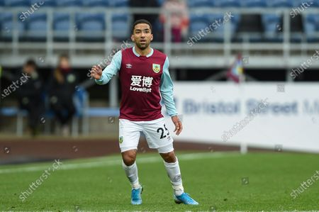 4th January 2020, Turf Moor, Burnley, England; Emirates FA Cup, Burnley v Peterborough : Aaron Lennon (25) of Burnley during the game.