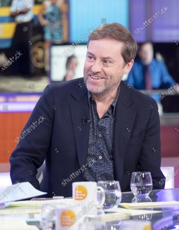 Editorial picture of 'Good Morning Britain' TV show, London, UK - 03 Jan 2020