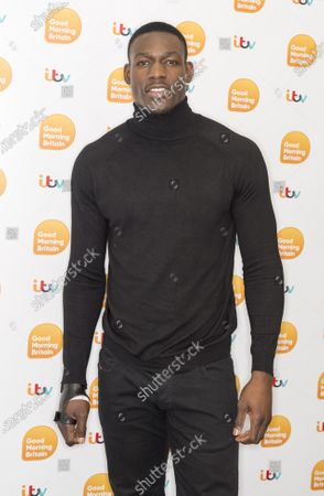 Editorial photo of 'Good Morning Britain' TV show, London, UK - 03 Jan 2020