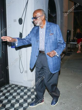 Editorial picture of Clarence Avant out and about, Los Angeles, USA - 02 Jan 2020