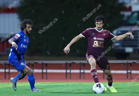 Editorial picture of Al-Hilal vs Al-Faisaly, Jeddah, Saudi Arabia - 03 Jan 2020