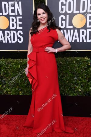 Editorial image of 77th Annual Golden Globe Awards, Fashion Highlights, Los Angeles, USA - 05 Jan 2020