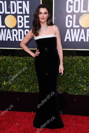 Editorial picture of 77th Annual Golden Globe Awards, Fashion Highlights, Los Angeles, USA - 05 Jan 2020