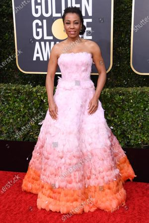 Editorial photo of 77th Annual Golden Globe Awards, Fashion Highlights, Los Angeles, USA - 05 Jan 2020