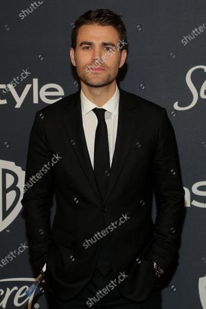 Editorial image of InStyle and Warner Bros Golden Globes After Party, Arrivals, Los Angeles, USA - 05 Jan 2020