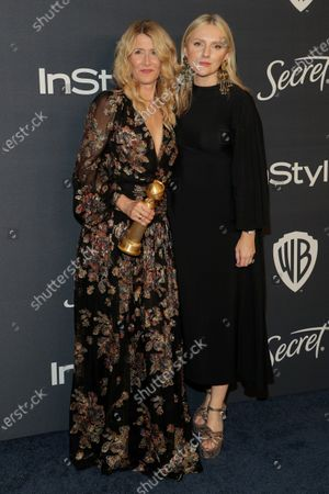 Laura Dern and Laura Brown