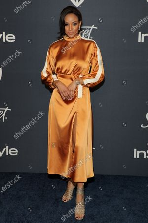 Editorial picture of InStyle and Warner Bros Golden Globes After Party, Arrivals, Los Angeles, USA - 05 Jan 2020