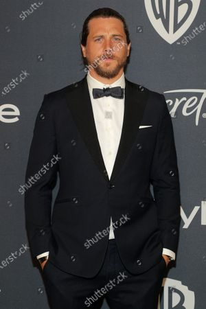 Stock Photo of Ben Robson