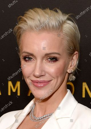 Editorial photo of Amazon Golden Globes After Party, Arrivals, Los Angeles, USA - 05 Jan 2020