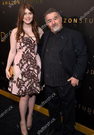 Hannah Reid Rubinek and Saul Rubinek