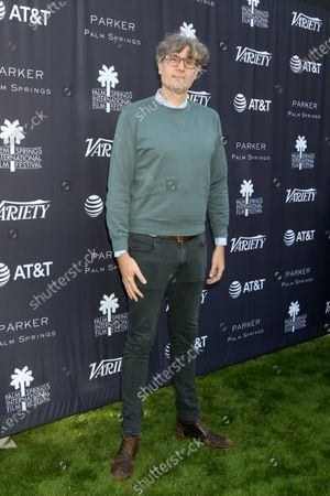 Editorial image of Variety's Creative Impact Awards and 10 Directors to Watch event presented by AT&T, Arrivals, Palm Springs, USA - 03 Jan 2020