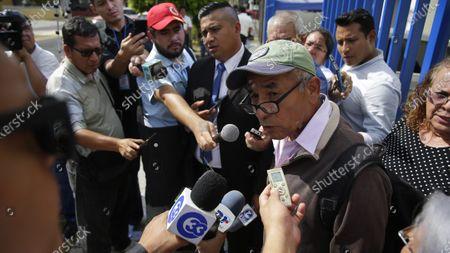 Editorial picture of New reports of disappearances dot Salvadoran president, San Salvador, El Salvador - 03 Jan 2020