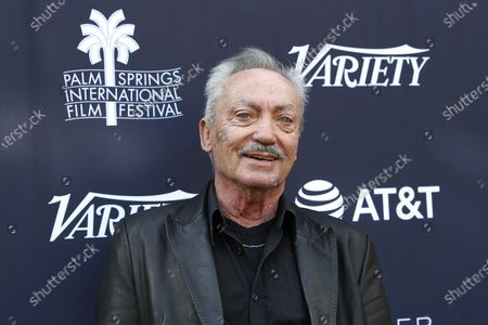 Udo Kier arrives for the 'Variety's Creative Impact Awards and 10 Directors To Watch' event at the Parker Palm Springs, in Palm Springs, California, USA, 03 January 2020, as part of the 2020 Palm Springs International Film Festival.