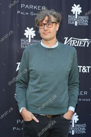 Chase Palmer arrives for the 'Variety's Creative Impact Awards and 10 Directors To Watch' event at the Parker Palm Springs, in Palm Springs, California, USA, 03 January 2020, as part of the 2020 Palm Springs International Film Festival.