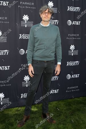 Stock Picture of Chase Palmer arrives for the 'Variety's Creative Impact Awards and 10 Directors To Watch' event at the Parker Palm Springs, in Palm Springs, California, USA, 03 January 2020, as part of the 2020 Palm Springs International Film Festival.