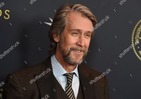 Alan Ruck arrives at the 2020 AFI Awards at the Four Seasons on in Los Angeles