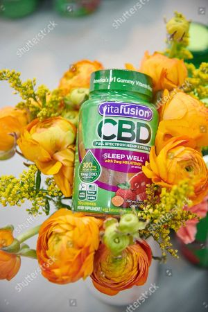 Scenes from the vitafusionô CBD Full Spectrum Hemp Extract Gummies Launch with Waka Flocka Flame, in New York