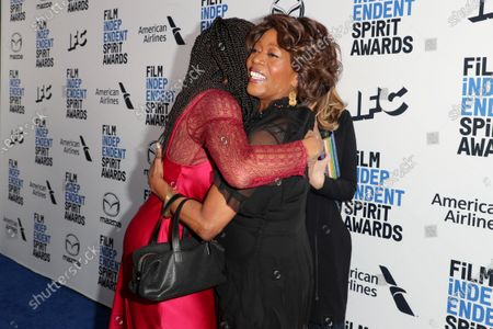 Chinonye Chukwu and Alfre Woodard