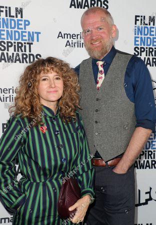 Hannah Bos and Paul Thureen
