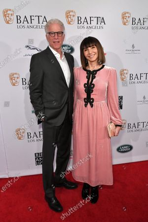 Ted Danson and Mary Steenbugen