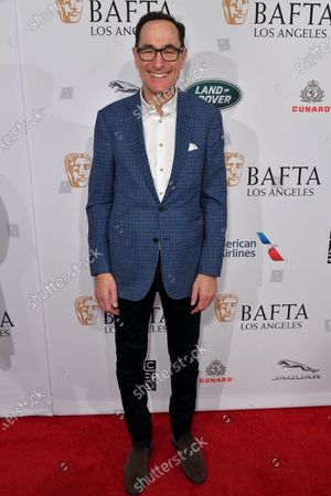 Editorial image of BAFTA Tea Party, Arrivals, Four Seasons Hotel, Los Angeles, USA - 04 Jan 2020