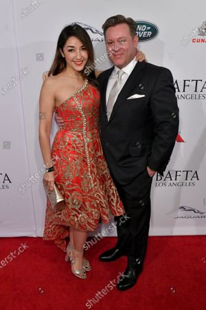 Editorial picture of BAFTA Tea Party, Arrivals, Four Seasons Hotel, Los Angeles, USA - 04 Jan 2020