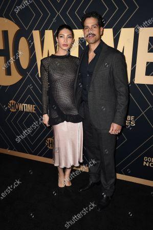 Grace Gail and Adam Rodriguez