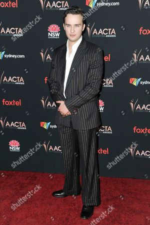 Editorial photo of 9th Annual AACTA International Awards, West Hollywood, USA - 03 Jan 2020