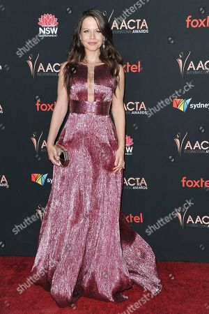 Editorial picture of 9th Annual AACTA International Awards, West Hollywood, USA - 03 Jan 2020