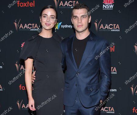 Editorial photo of 9th Annual Australian Academy of Cinema and Television Arts International Awards, Arrivals, Mondrian, Los Angeles, USA - 03 Jan 2020