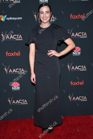 Stock Picture of Ashleigh Brewer
